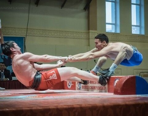 В Мирном состоится турнир по мас-рестлингу
