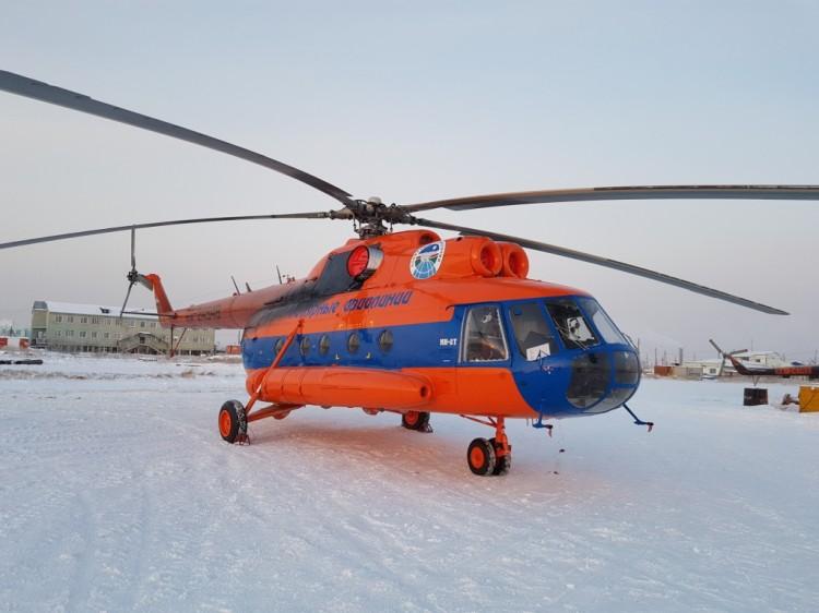 «Полярные авиалинии» приостановили перевозку пассажиров через р. Лена