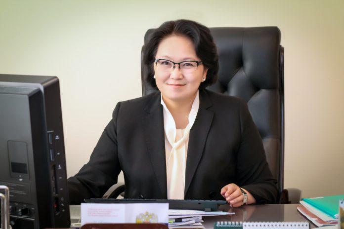 Евгения Григорьева покинула пост министра имущественных и земельных отношений Якутии