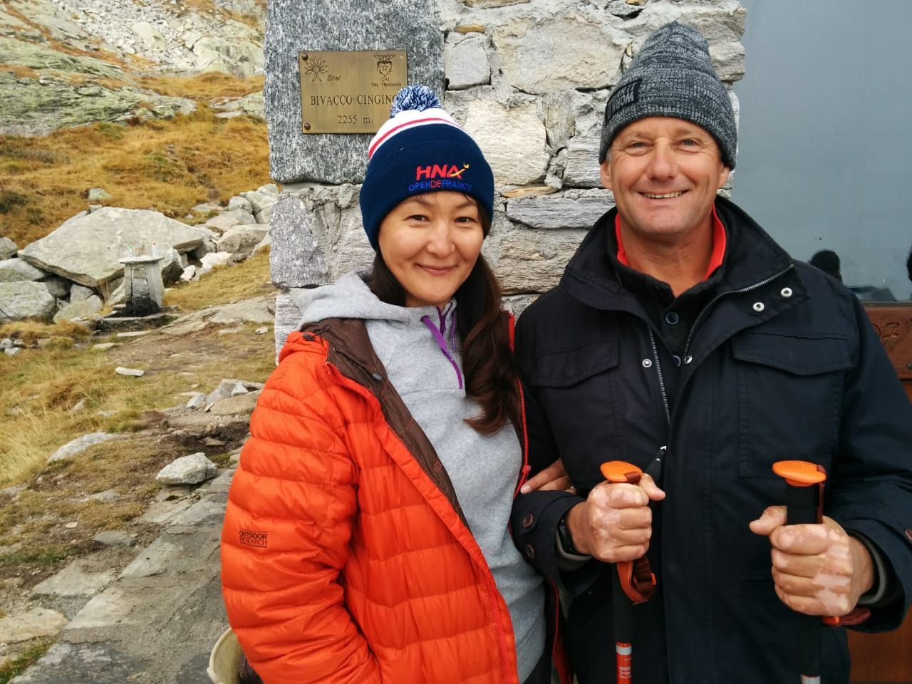 Самоизоляция якутянки во Франции