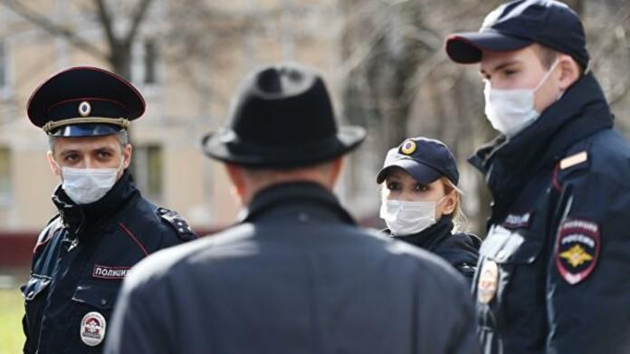 В Якутии полиция задержала двух нарушителей режима самоизоляции