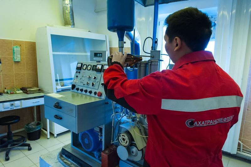 Сахатранснефтегаз: завод работает в полную силу в прежнем режиме