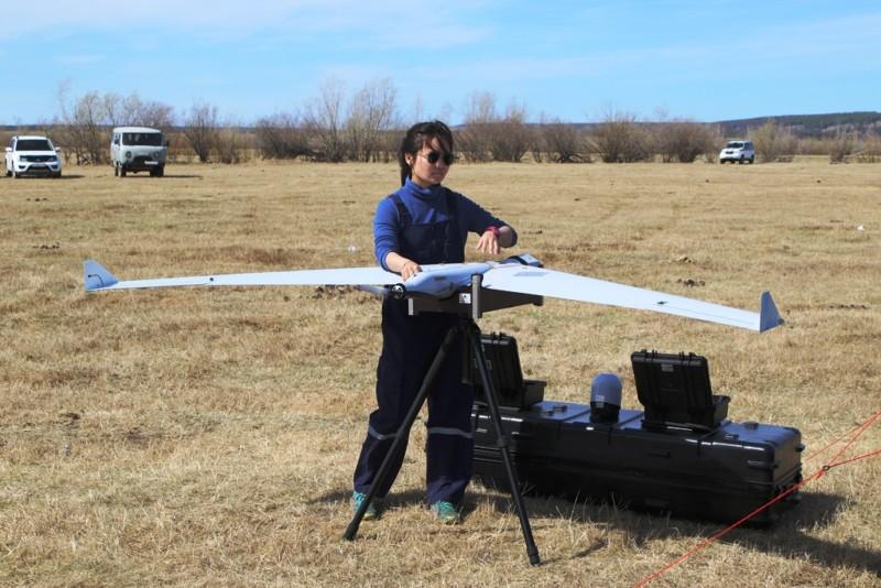 С помощью беспилотников «Полярных авиалиний» будут мониторить паводковую ситуацию в Якутии