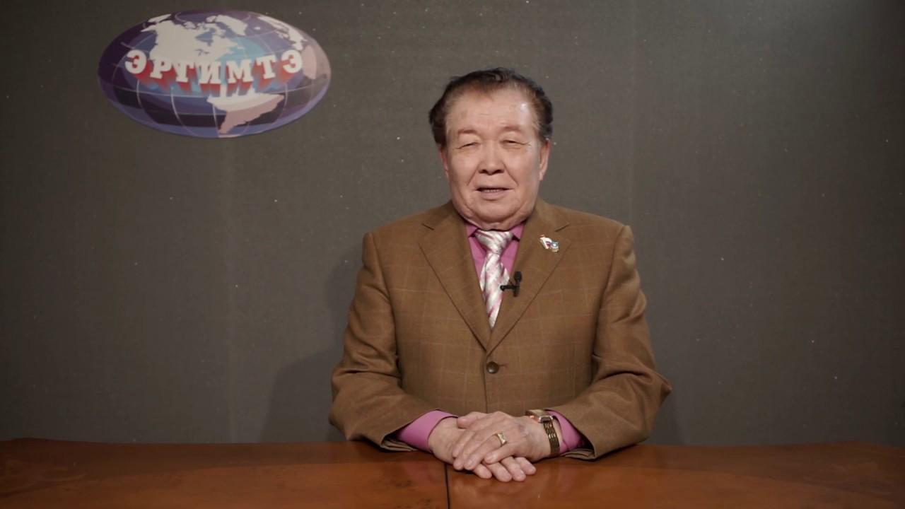 Араадьыйа күнүгэр Василий ИВАНОВ интервьюта