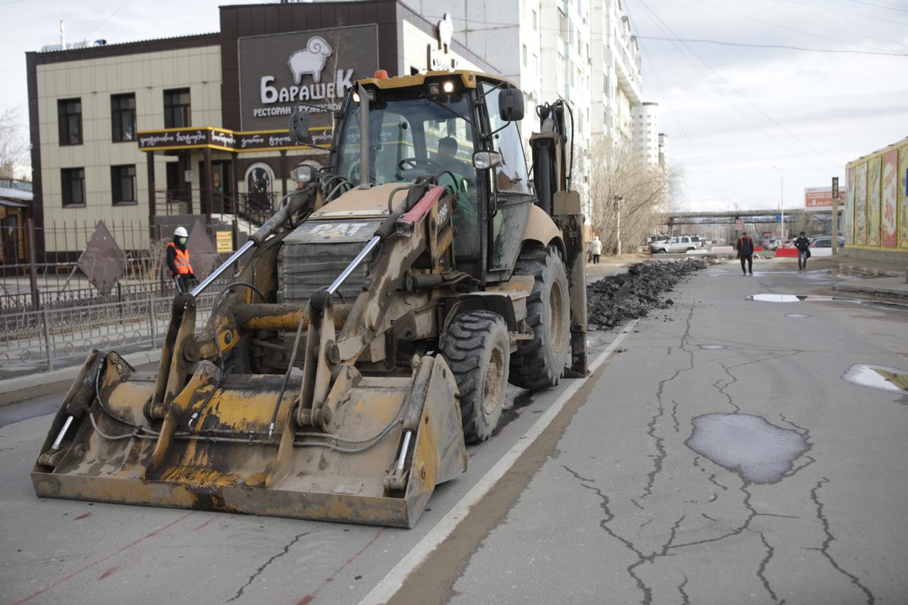 Евгений Григорьев: «Все аукционы по ремонту дорог состоялись, подрядчики приступают к работам»