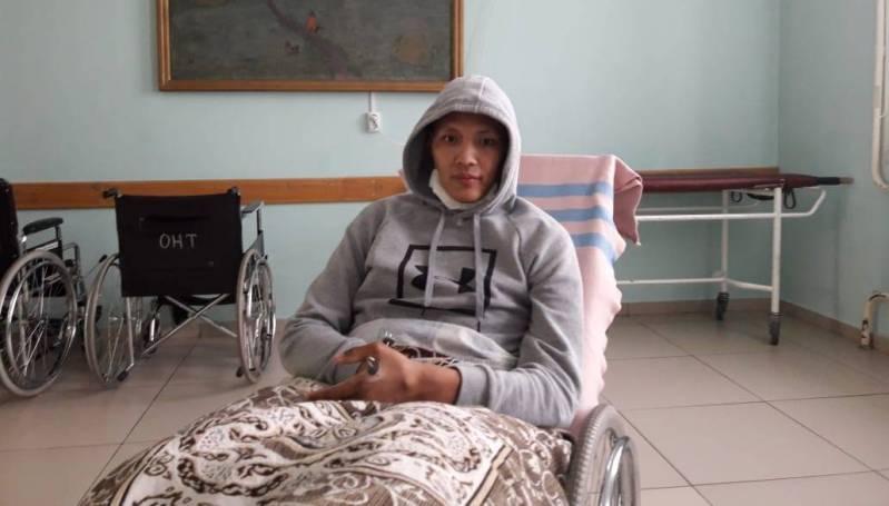 Спортсмен, оставшийся без ног по вине работодателя, требует справедливости