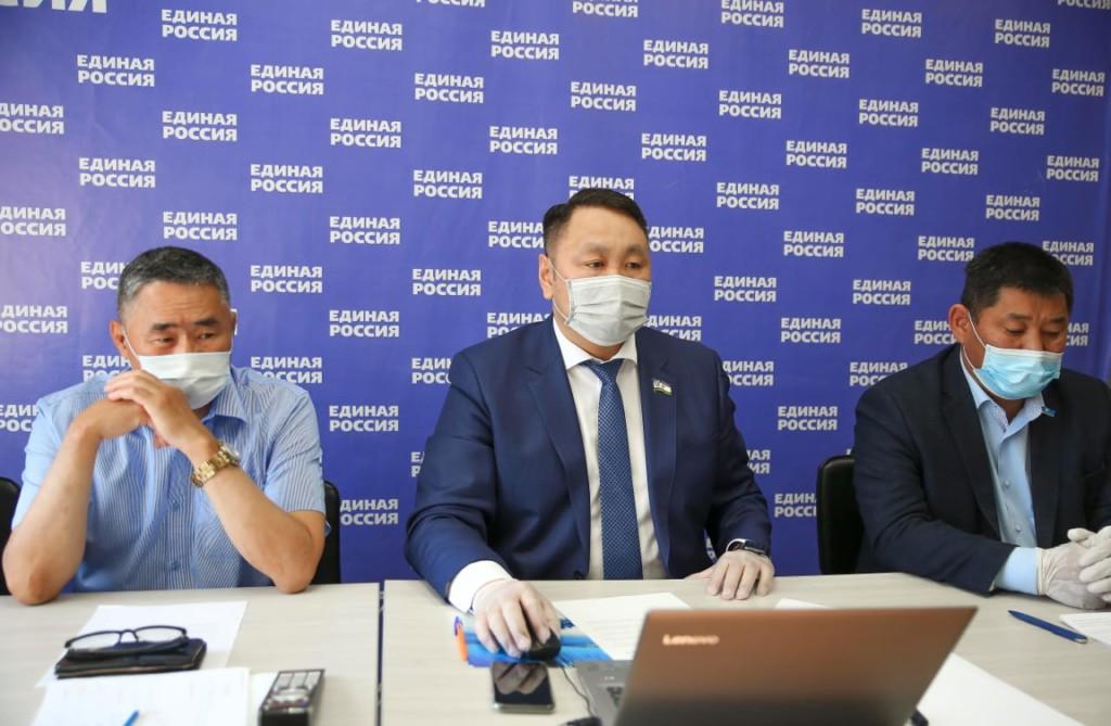 Альберт Семёнов принял участие в Конференции «Местное самоуправление: служение и ответственность»