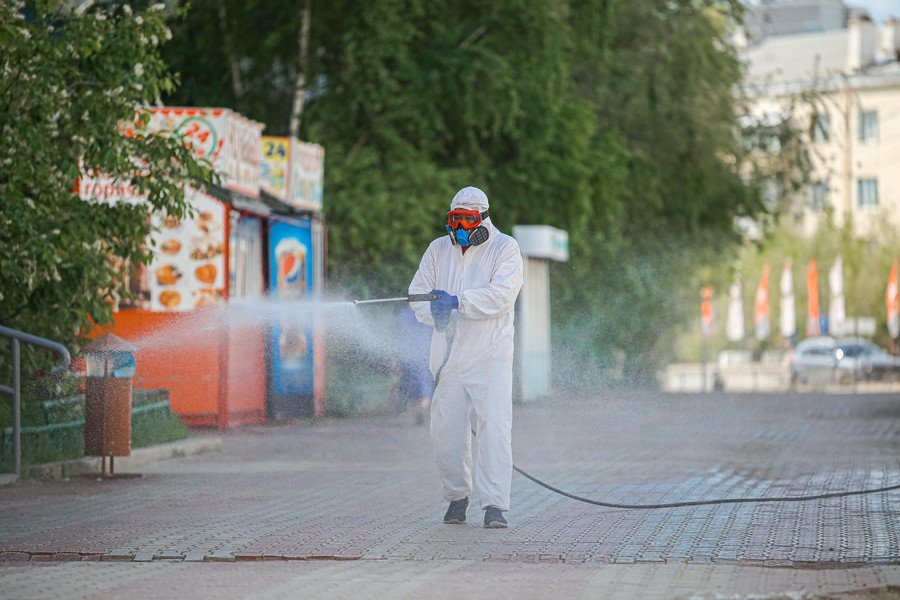 Во сколько бюджету Якутска обходятся мероприятия по противодействию коронавирусу и мерам поддержки?