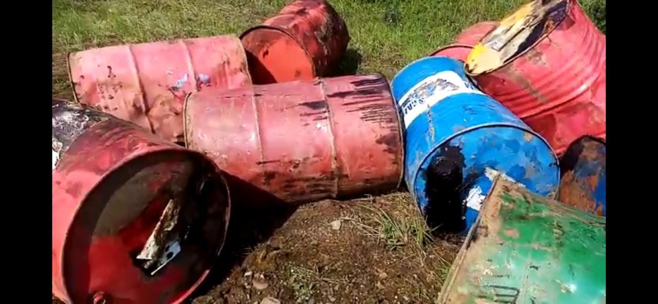 Московские компании загрязняют природу Якутии