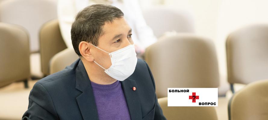Михаил ОХЛОПКОВ: «Мы научимся его побеждать»