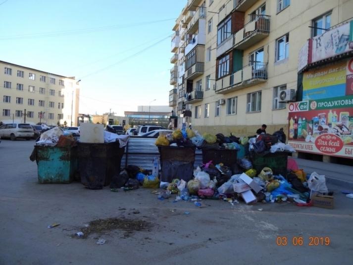 ответственность за строительный мусор