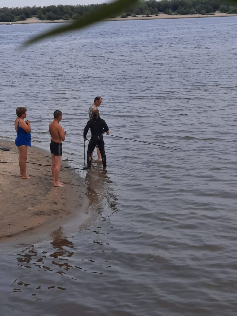 Восьмилетний мальчик утонул на диком пляже 203 микрорайона Якутска