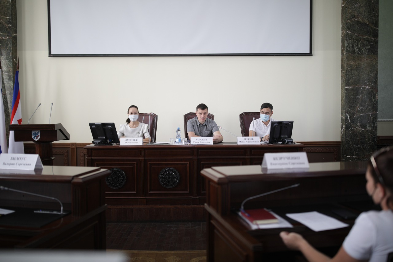 Власти Якутска обсудили с зоозащитными организациями вопросы передачи Пункта передержки безнадзорных животных