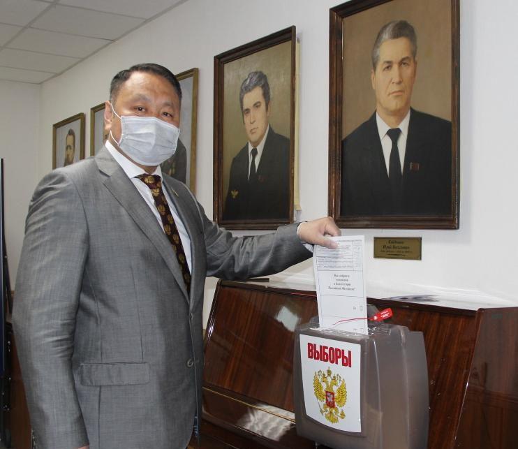 Альберт Семёнов: «Пришло время перемен»