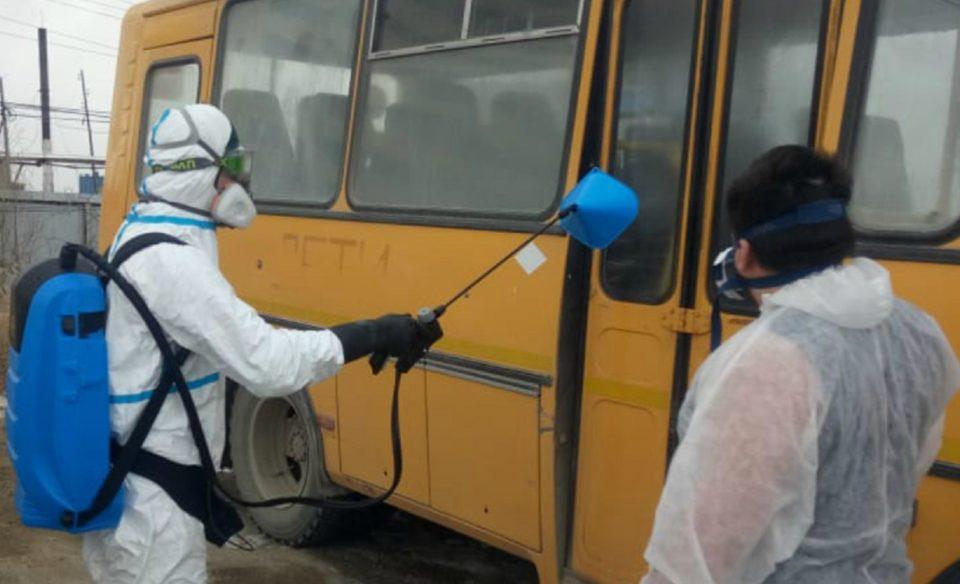 Минтранс Якутии проверит исполнение перевозчиками мер по защите от коронавируса