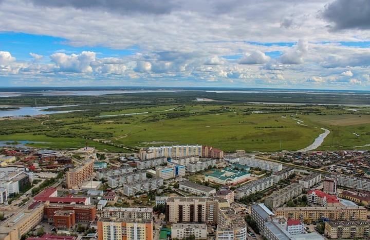 В Якутске между 202 и 203 микрорайонами построят новый пешеходный переход
