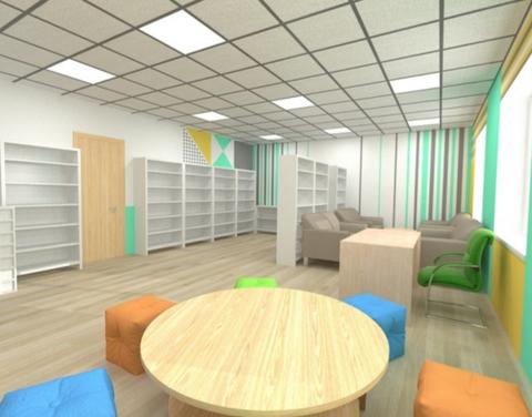 Нацпроект «Культура»: обновленная библиотека в Тикси готовится к открытию