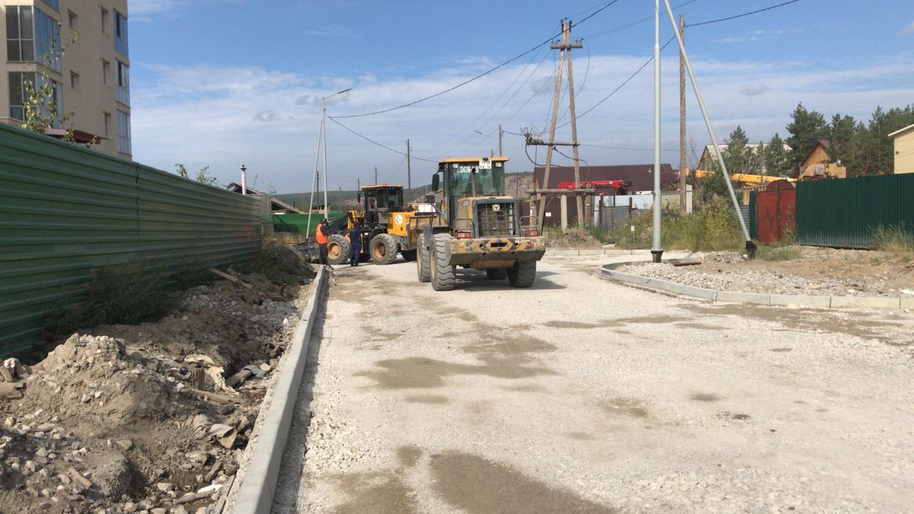 В Якутске продолжается ремонт переходящих объектов БКАД