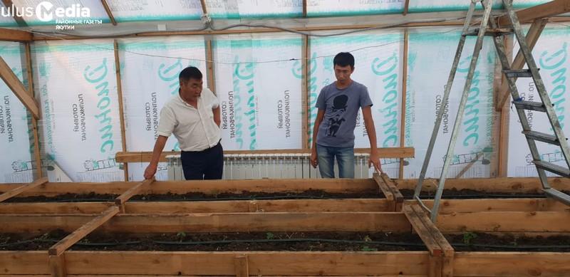 Из Голландии в Якутию. Молодой агроном выращивает в Нюрбе клубнику