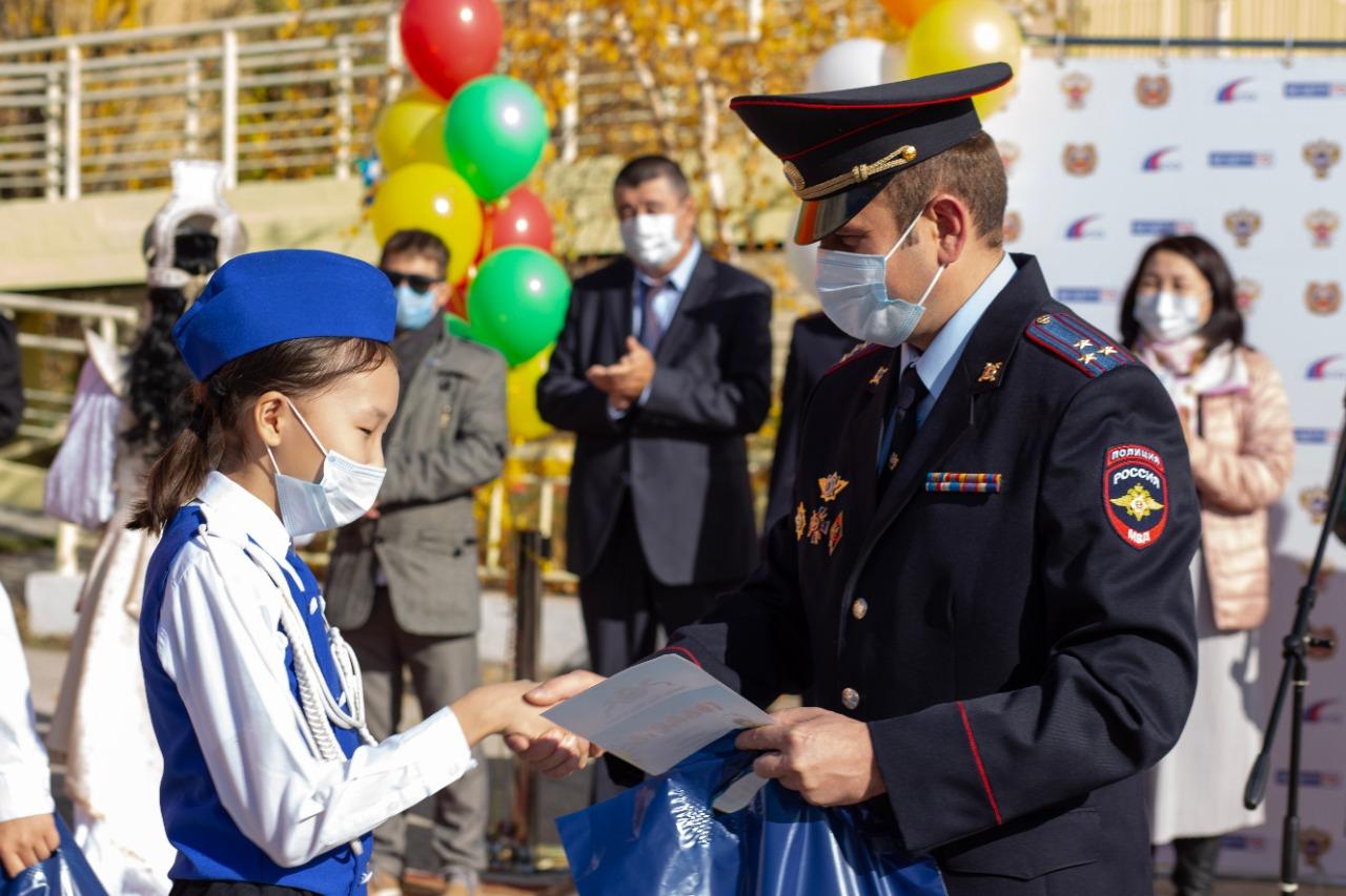 В Доме детского творчества открылся Центр по профилактике детского дорожно-транспортного травматизма