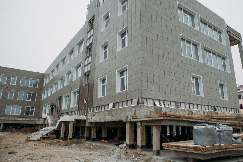 Строительство соцобъектов на Дальнем Востоке возьмут на особый контроль