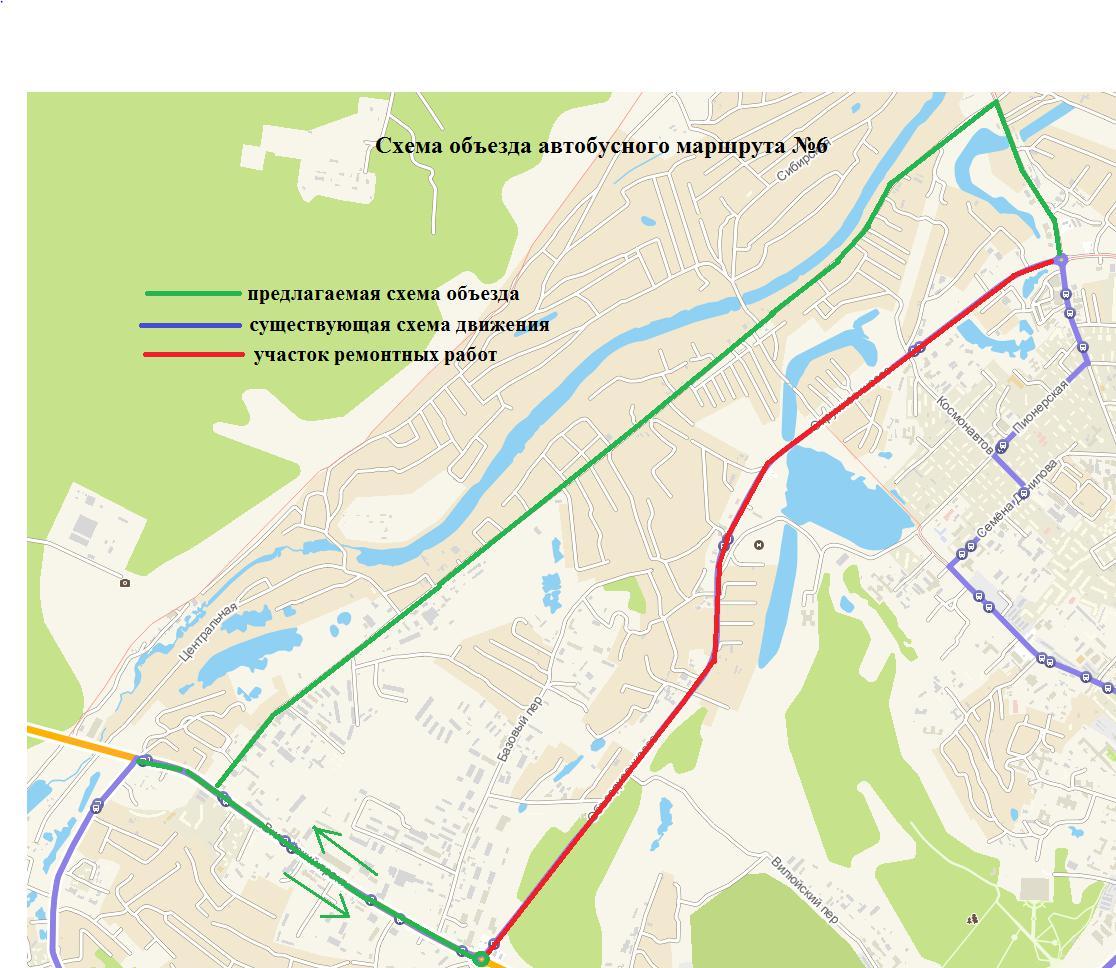 Об ограничении движения транспортных средств на участке Окружного шоссе