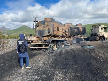 В Оймяконском районе по факту тяжелого травмирования рабочего при перекачке дизельного топлива возбуждено уголовное дело