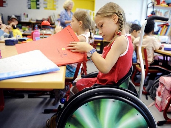 Допобразование для детей с инвалидностью