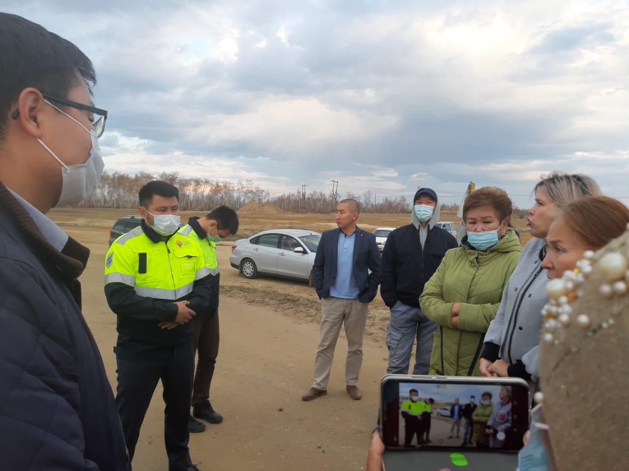 Руководство города провело выездную встречу с жителями микрорайона «Северный»