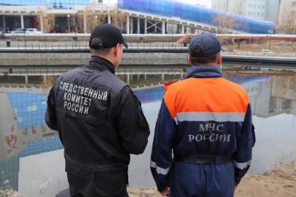 По факту обнаружения тел двух мужчин в озере Талое проводится процессуальная проверка