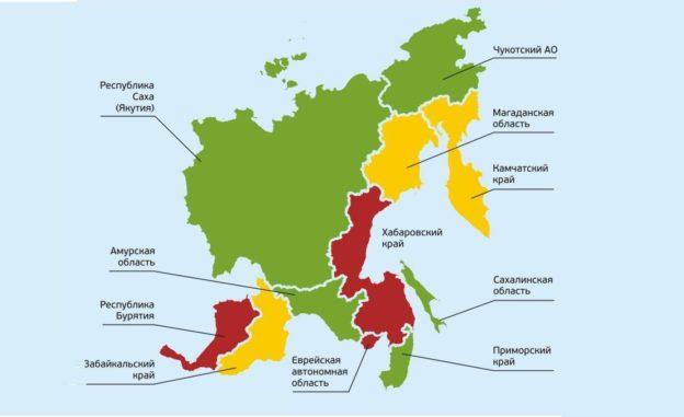 Нацпрограмму развития Дальнего Востока утвердят до конца сентября