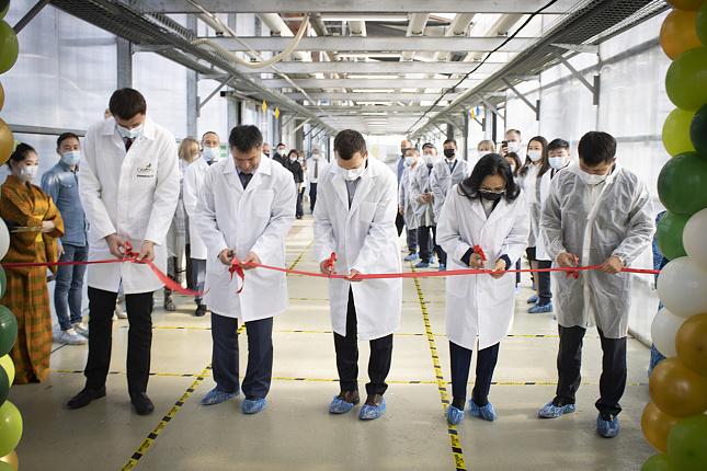 В Якутске открыли третью очередь круглогодичного тепличного комплекса «Саюри»