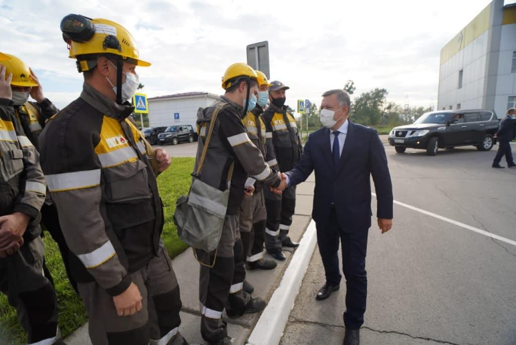 На Лене строится гигантский газохимический завод