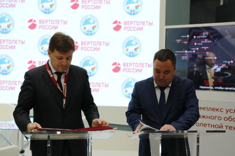 «Полярные авиалинии» принимают участие в работе HeliRussia2020