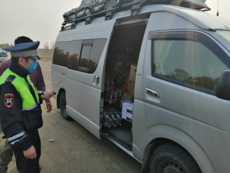 В Якутии сотрудники ГАИ будут проверять таксистов