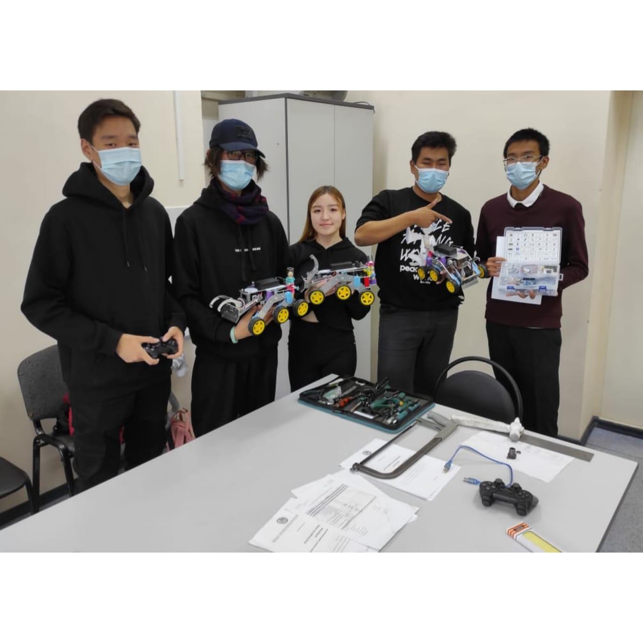Команда АГАТУ выиграла конкурс видеороликов Всероссийского конкурса «Дальневосточный IT-ХАБ»