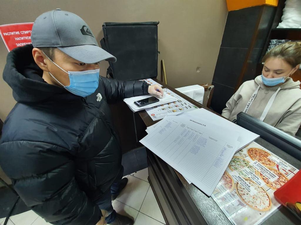 Оперативный штаб города Якутска проверил 22 развлекательных заведения и объектов общепита