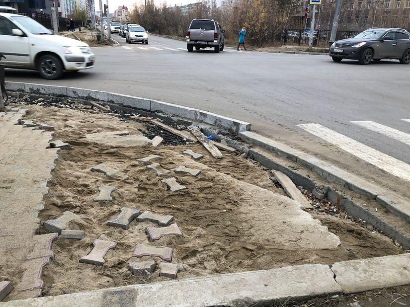 Депутаты Якутской гордумы проверили ремонт дорог