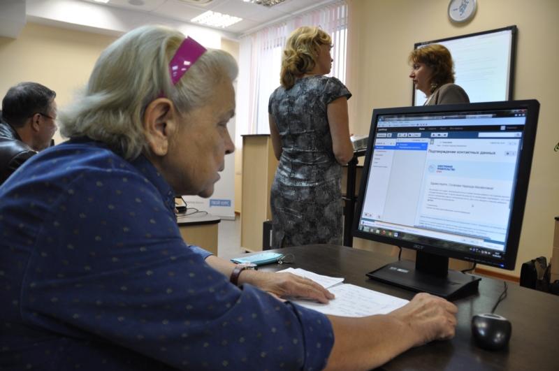 Работа по переводу государственных услуг пожилым гражданам  на беззаявительной основе продолжается