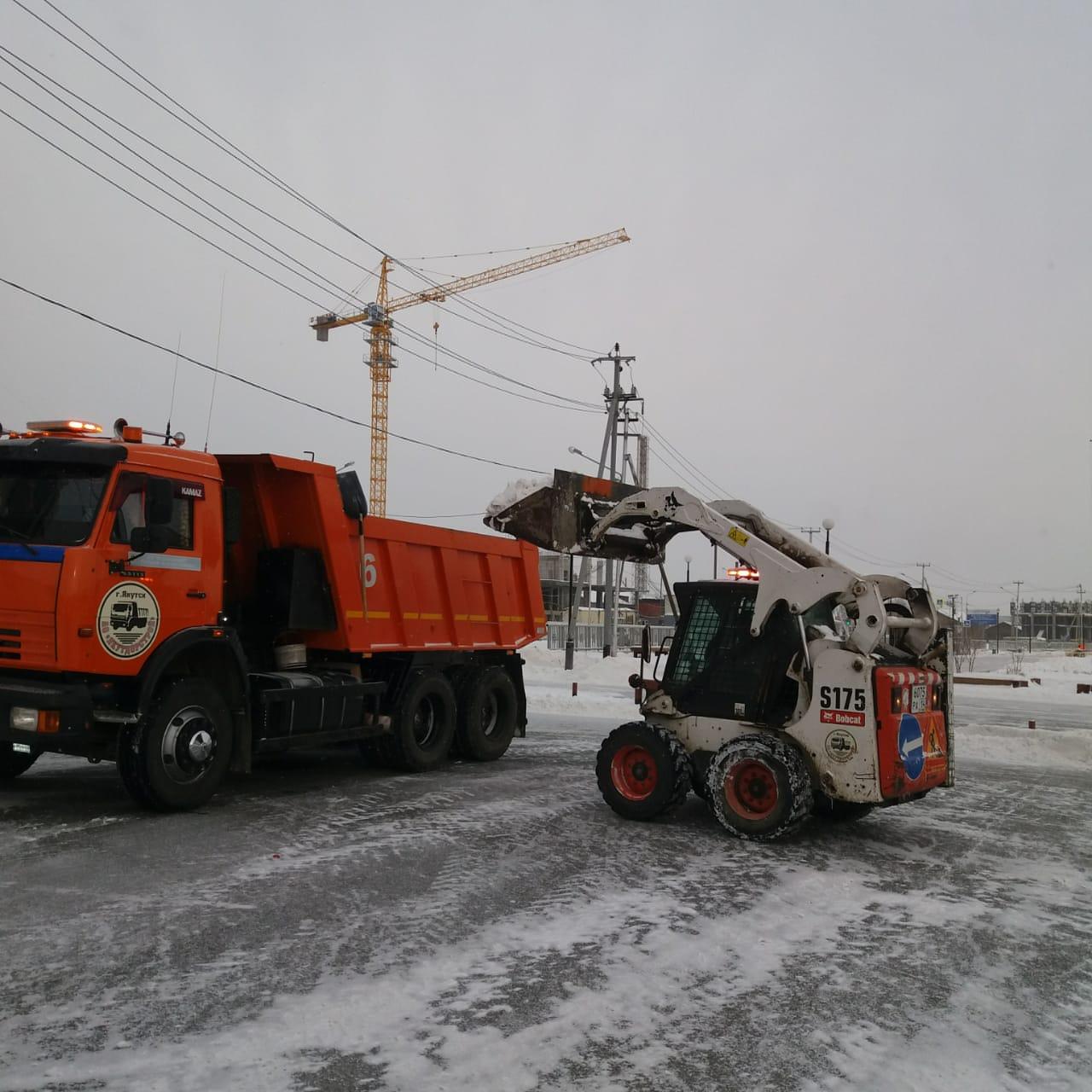 В Якутске за неделю выпало снега втрое больше нормы