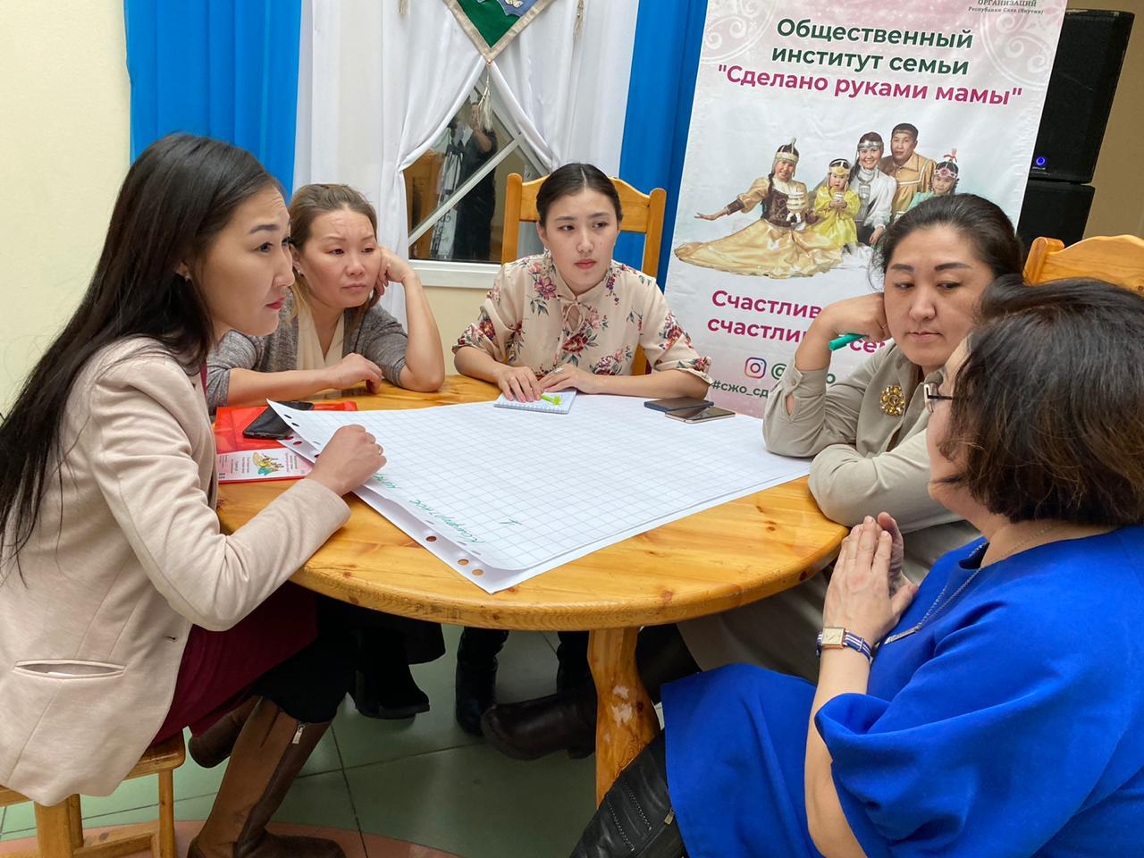 Сардана Авксентьева: «Проект «Сделано руками мамы» показал актуальность и высокую социальную значимость»