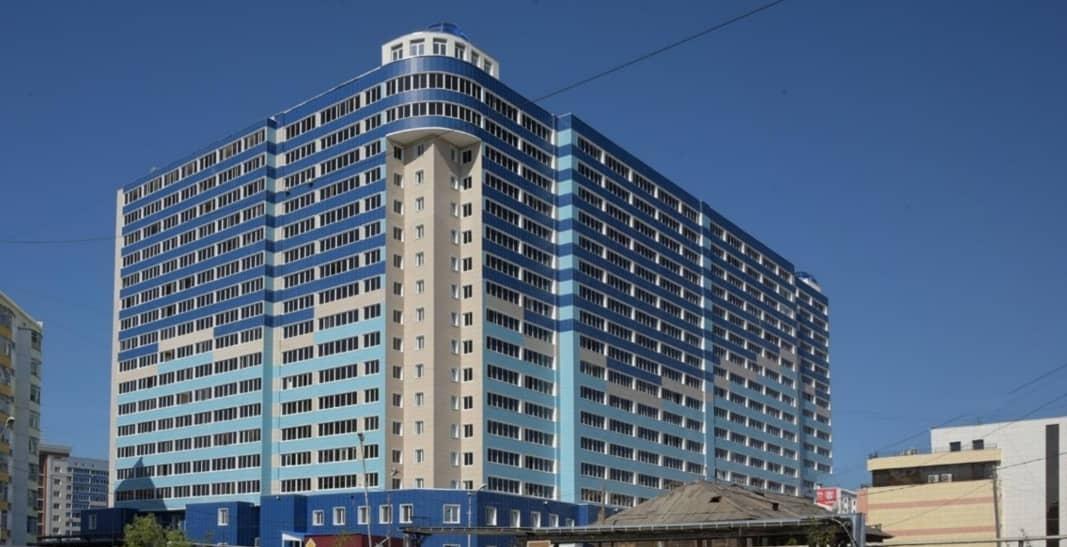 Окружная администрация города Якутска выдала разрешение на ввод дома по ул. Короленко, 25 в интересах жильцов