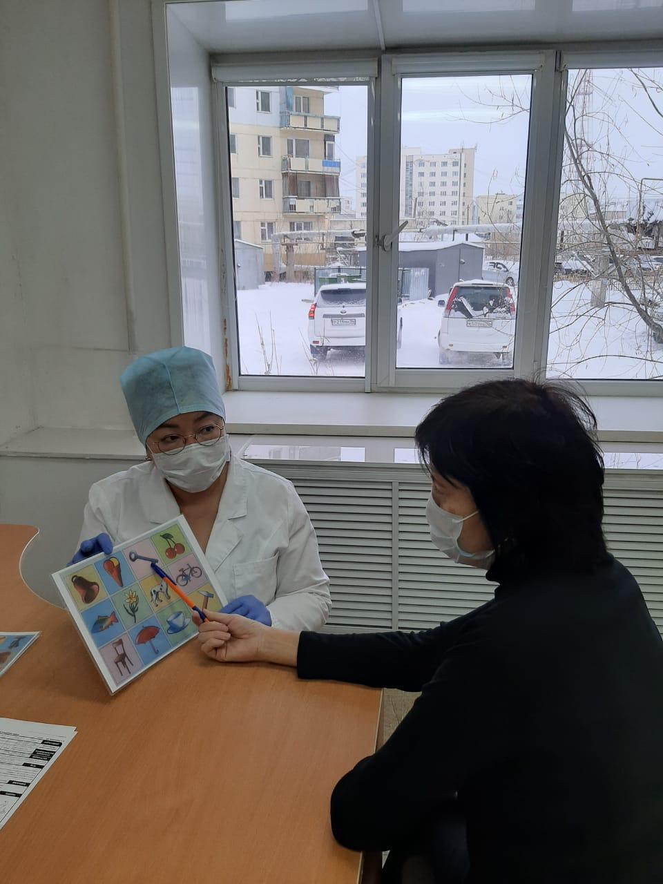 РКБ №3 открыла бесплатный кабинет, работающий с людьми с нарушениями памяти
