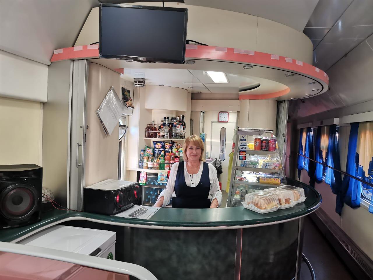 «ЖДЯ»: Нужно ли брать с собой еду в поезд?