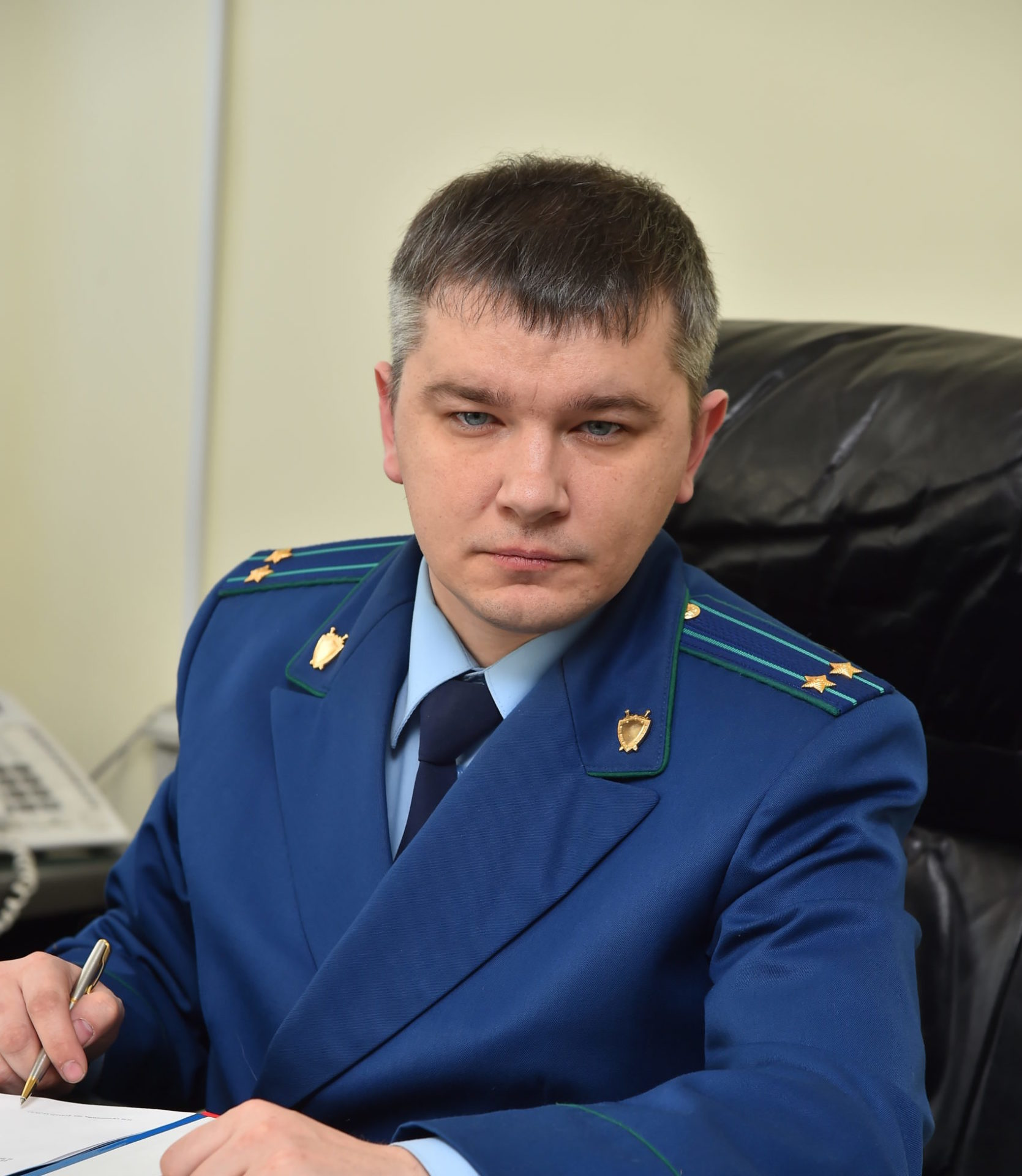 Прокурор Владислав ДЕНИСЮК: С Якутском не прощаюсь!