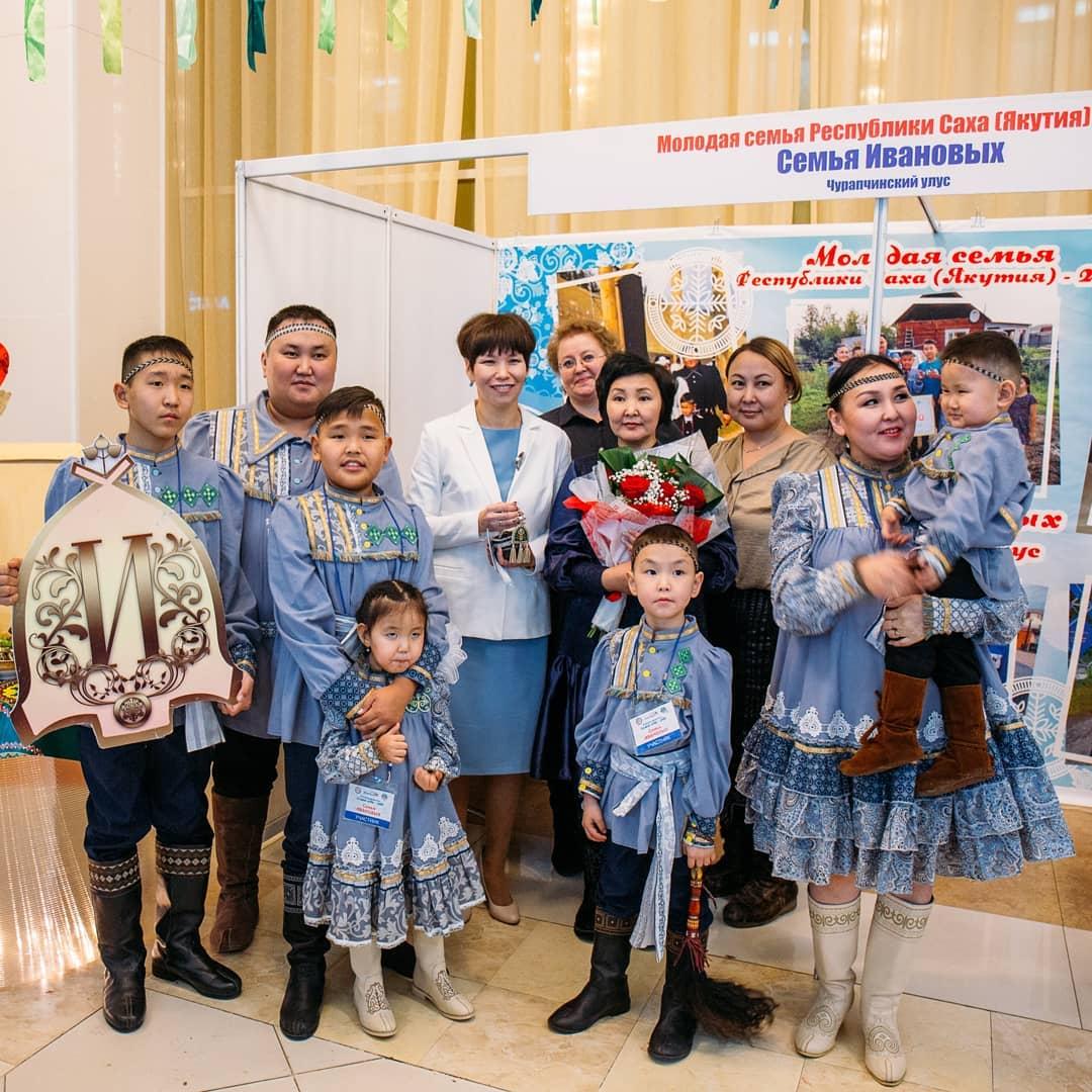 Елена Волкова: Якутия получит дополнительно 1,2 млрд рублей на ежемесячные выплаты на детей от 3 до 7 лет
