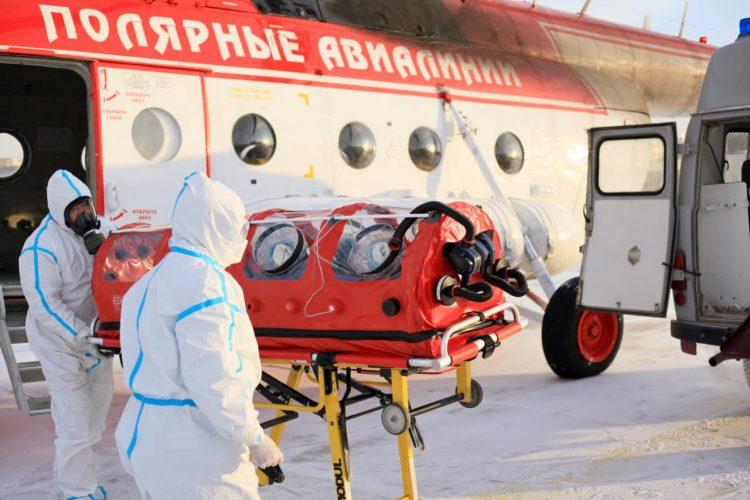 В Якутии выявили еще 220 новых случаев коронавируса за последние сутки