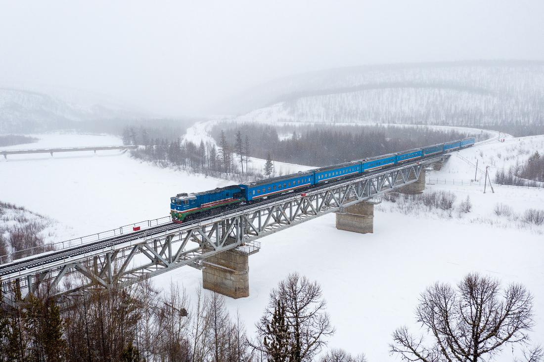 Открыта продажа билетов в вагон беспересадочного сообщения  Нижний Бестях – Иркутск