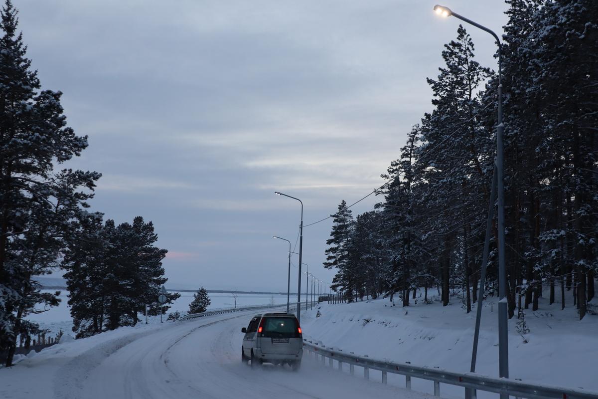 В Якутии выполнен план на 2020 год по освещению автодорог вдоль населенных пунктов
