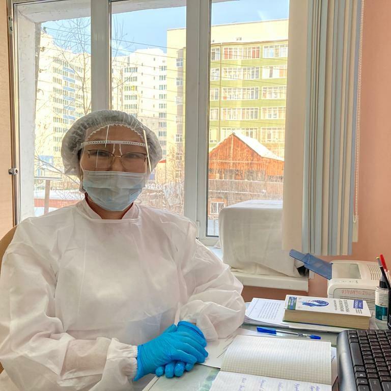 РКБ №3 открыла кабинет реабилитации после перенесенной вирусной пневмонии